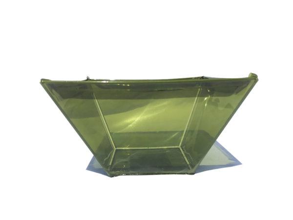 Green Snack Dish