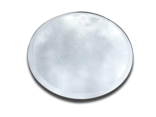 Round Tabletop Mirror